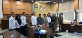 Kunjungan Kepala BNNP Kalsel terkait pencanangan Desa Bersinar